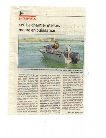 OuestFrance diary